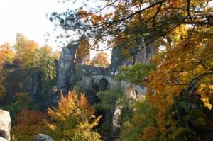 Bastei - Elbsandsteingebirge