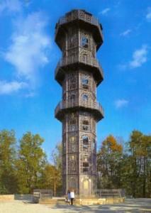 Löbau gusseiserner Turm